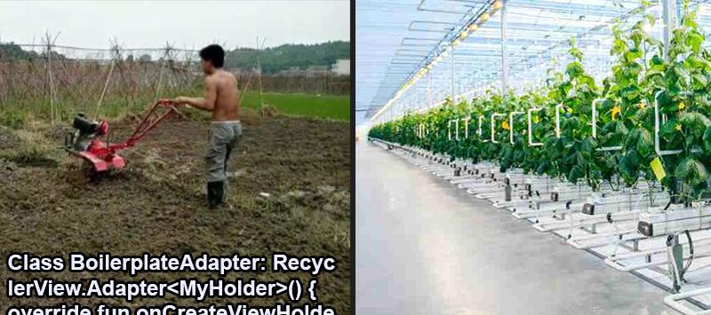 Prosto: убираем бойлерплейт при работе с RecyclerView — IT-МИР. ПОМОЩЬ В IT-МИРЕ 2020