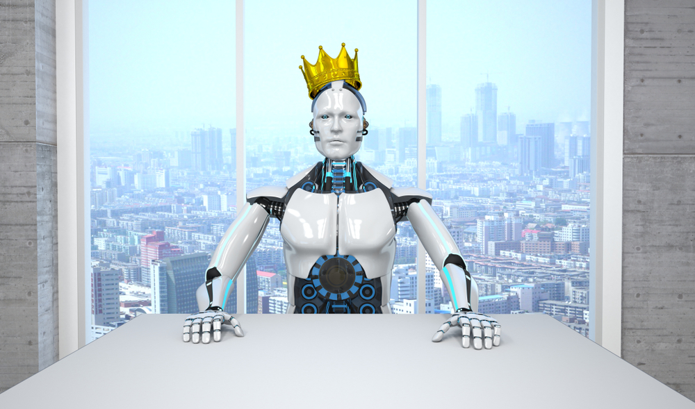 Роботизация может вести к диктатуре