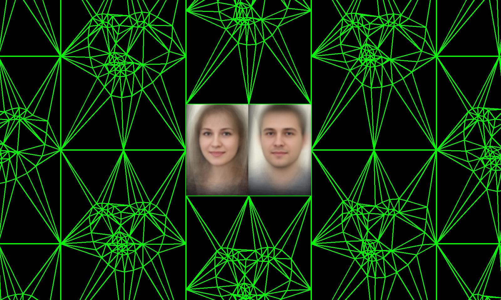 Знакомые лица: алгоритмы создания «типичного» портрета