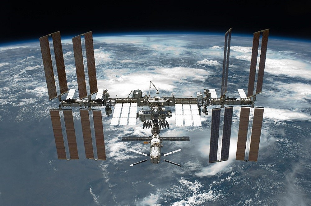 Made in space: who will make fiber on the ISS