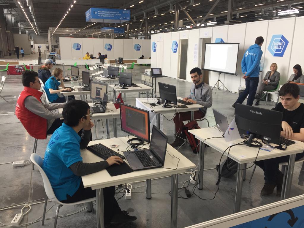 Как победить в цифровом WorldSkills? На практическом примере