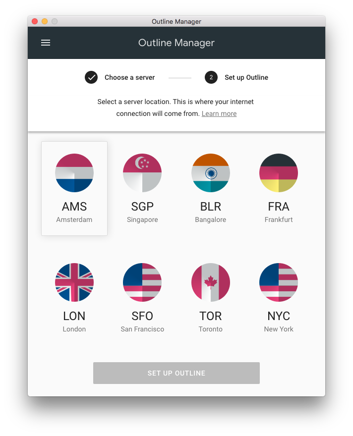 Outline: Делаем свой личный VPN от Google за 5$ в месяц (и