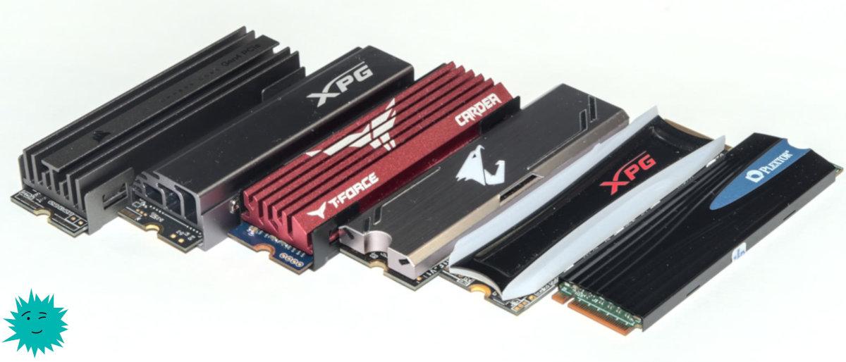 Почему накопители SSD ускоряются после очистки и насколько важен размер кэша  бенчмарки популярных моделей PCIe 4.0