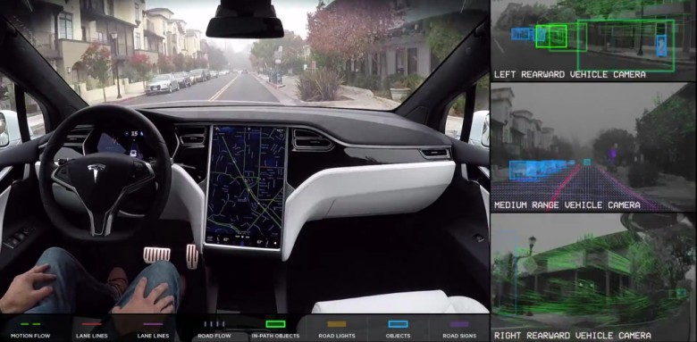 """The new version of Tesla Autopilot will be released in August, for the first time with """"fully autonomous driving features"""""""