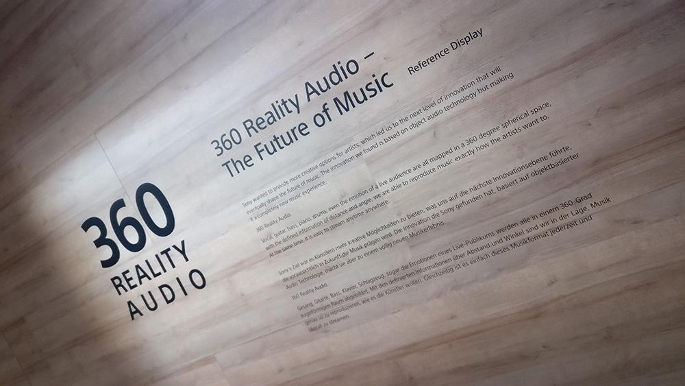О перспективах формата 360 Reality Audio, фотографиях ушей и хорошо забытом старом
