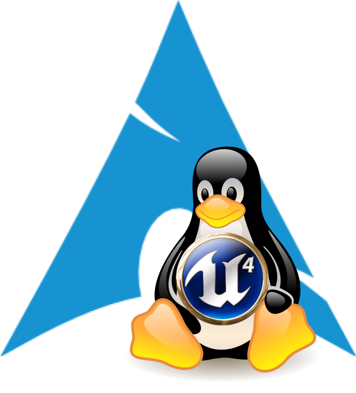 Unreal Engine: QuickStart в Qt Creator под Arch Linux
