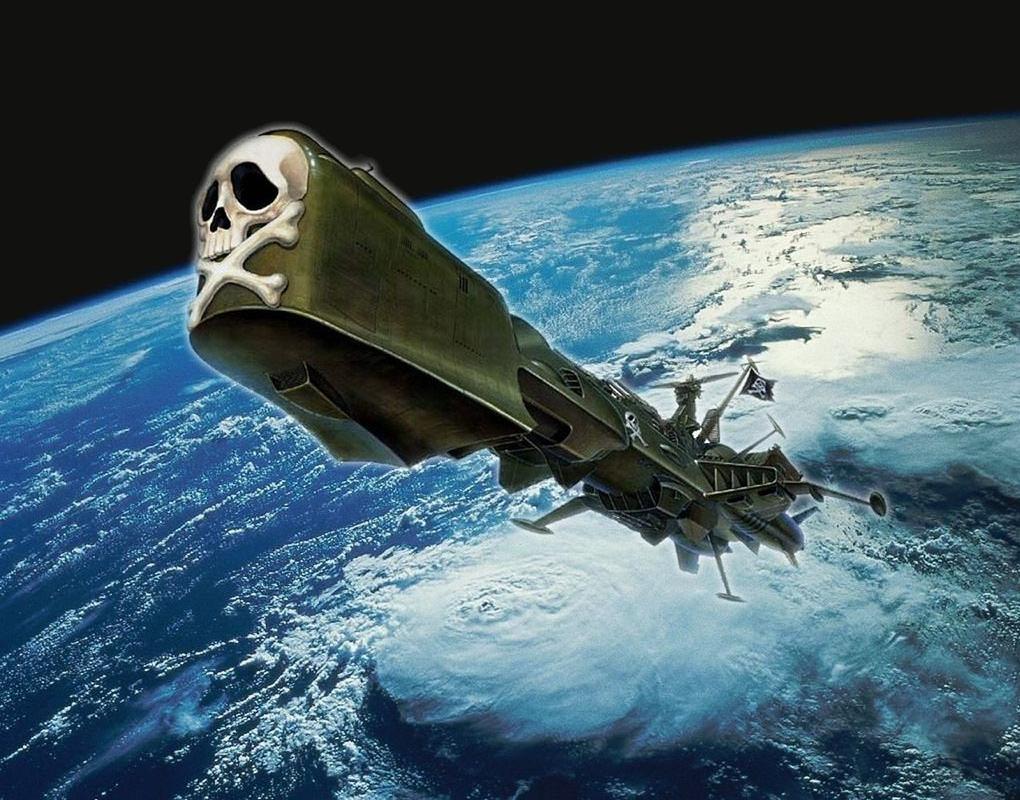 Пиратство в космосе: — вооруженные торговцы и военные патрули — часть II