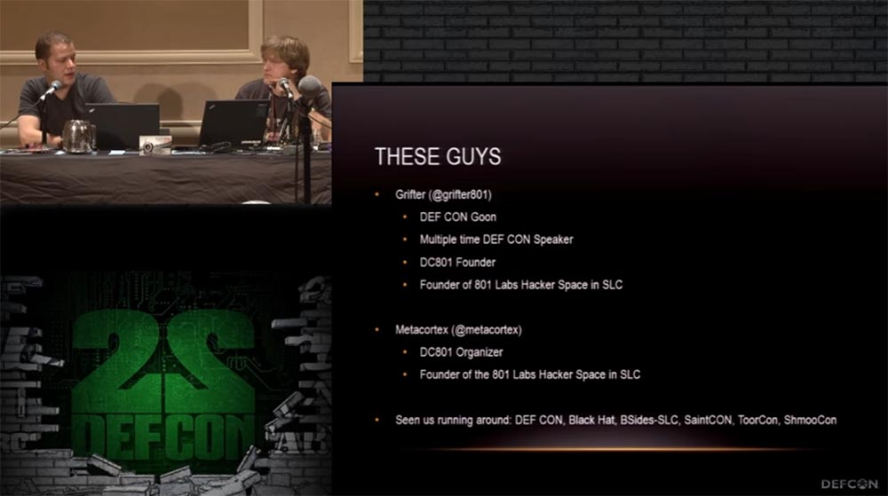 Конференция DEFCON 22. «Путешествие по тёмной стороне Интернет. Введение в Tor, Darknet и Bitcoin»