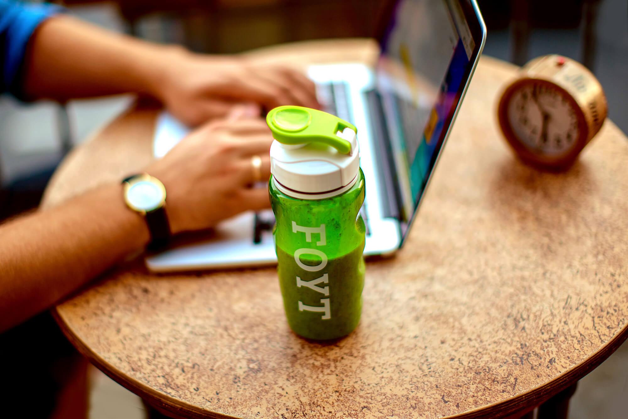 Коктейль для здорового питания — его делает стартап из акселератора Университета ИТМО
