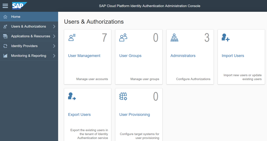 Development of multi-tenant applications on the SAP Cloud Platform in the Neo environment, Part 2: authorization and authentication