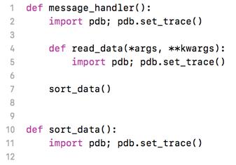 pdbe — помощник встроенного Python-дебаггера и процесса отладки