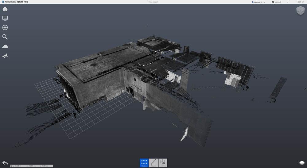 Пиу-пиу лазером — и видно косяки строителей: сверхточная модель здания на основе лазерного сканирования