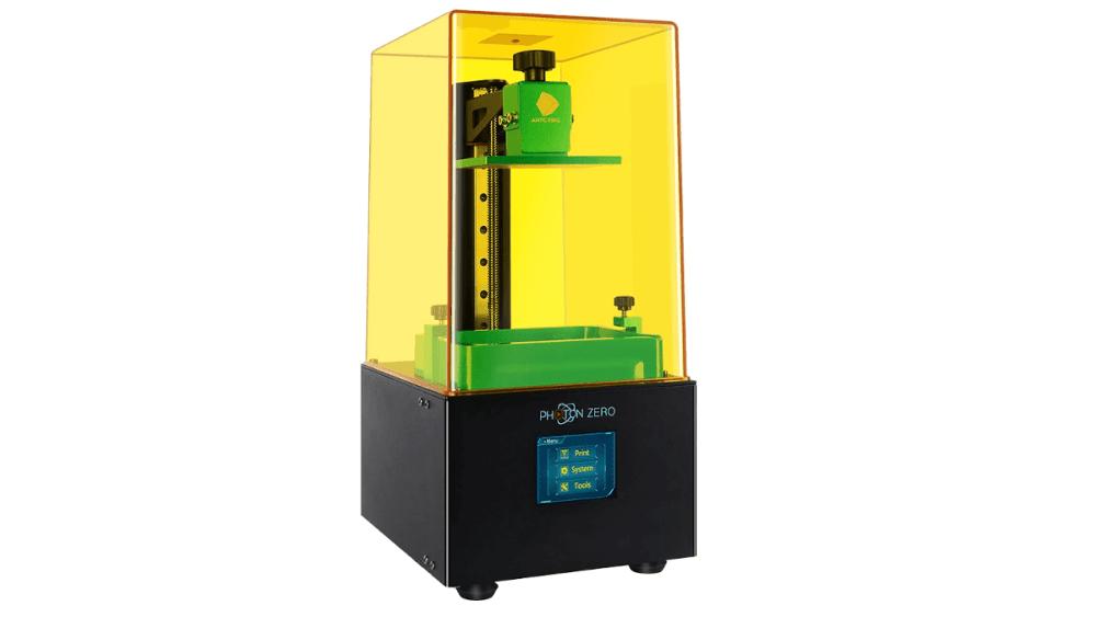 3D-принтер Anycubic Photon Zero  возможно, лучший фотополимерник за свою цену