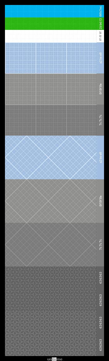 qtenv: background patterns (un[7z]me)