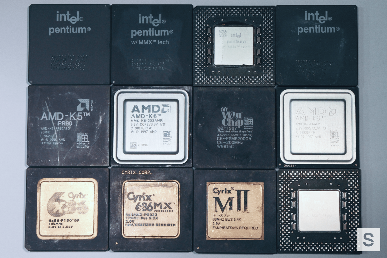 Pentium  имя нарицательное. Часть 2 Повстанцы наносят ответный удар