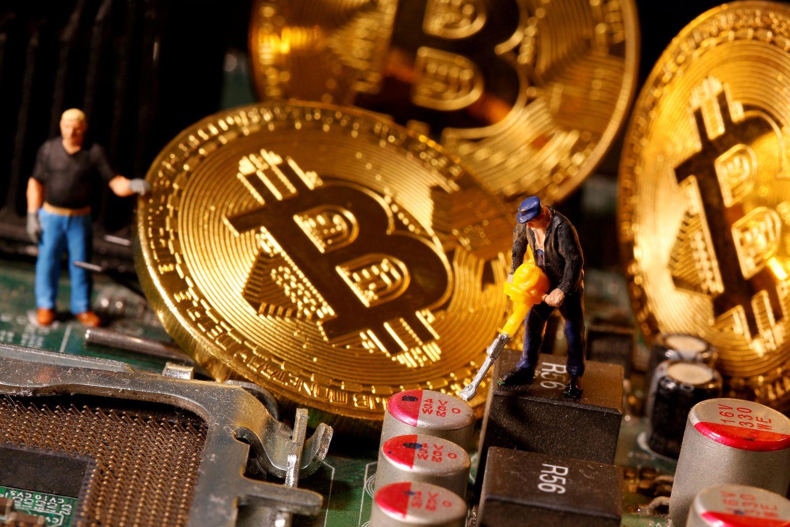 Немец скрывает от полиции $83 млн в биткоинах, отказываясь сказать пароль