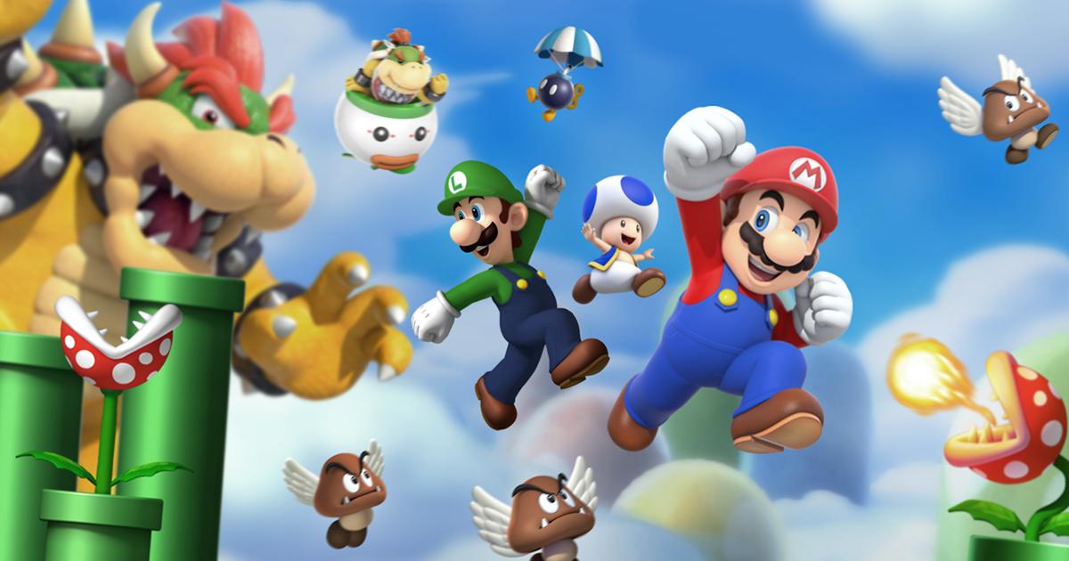 Великолепный Марио: рождение легенды