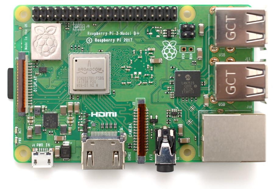 Альтернативы Raspberry Pi