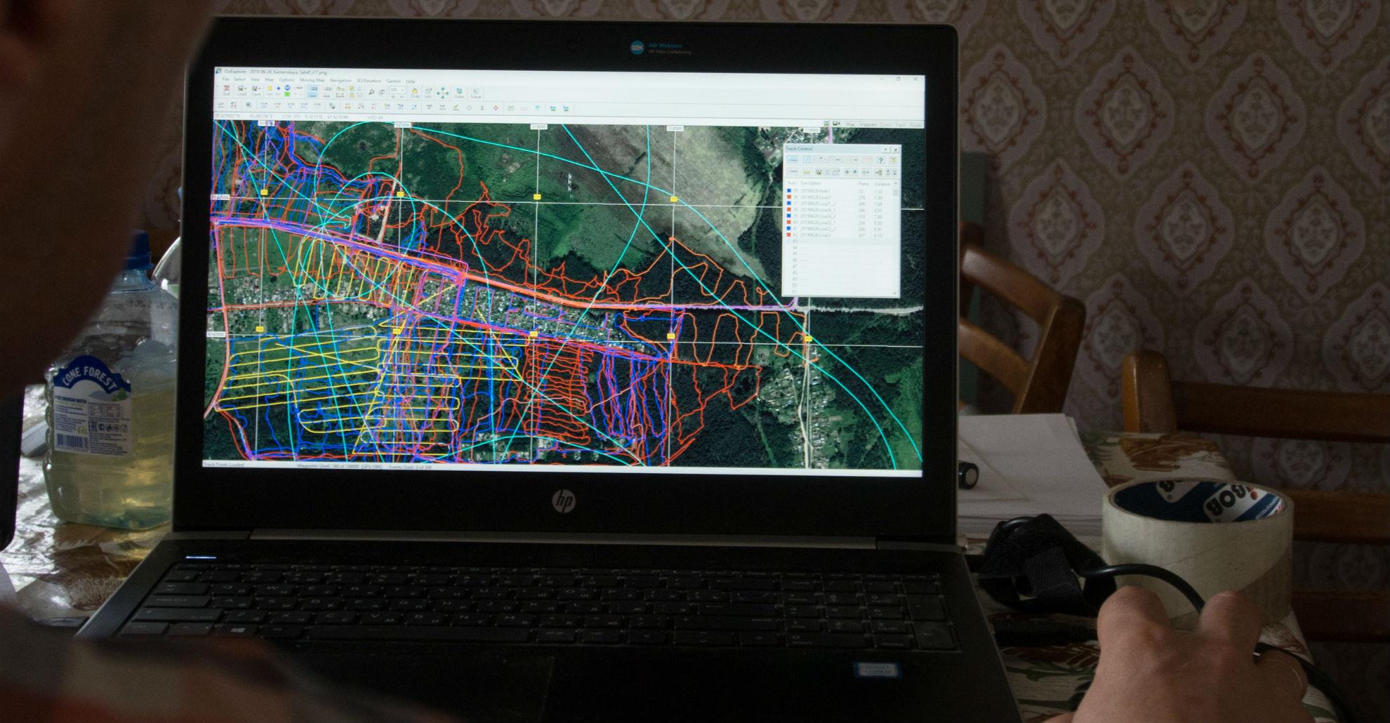 Лес не сдается технологиям поиска, но инженеры наносят ответный удар