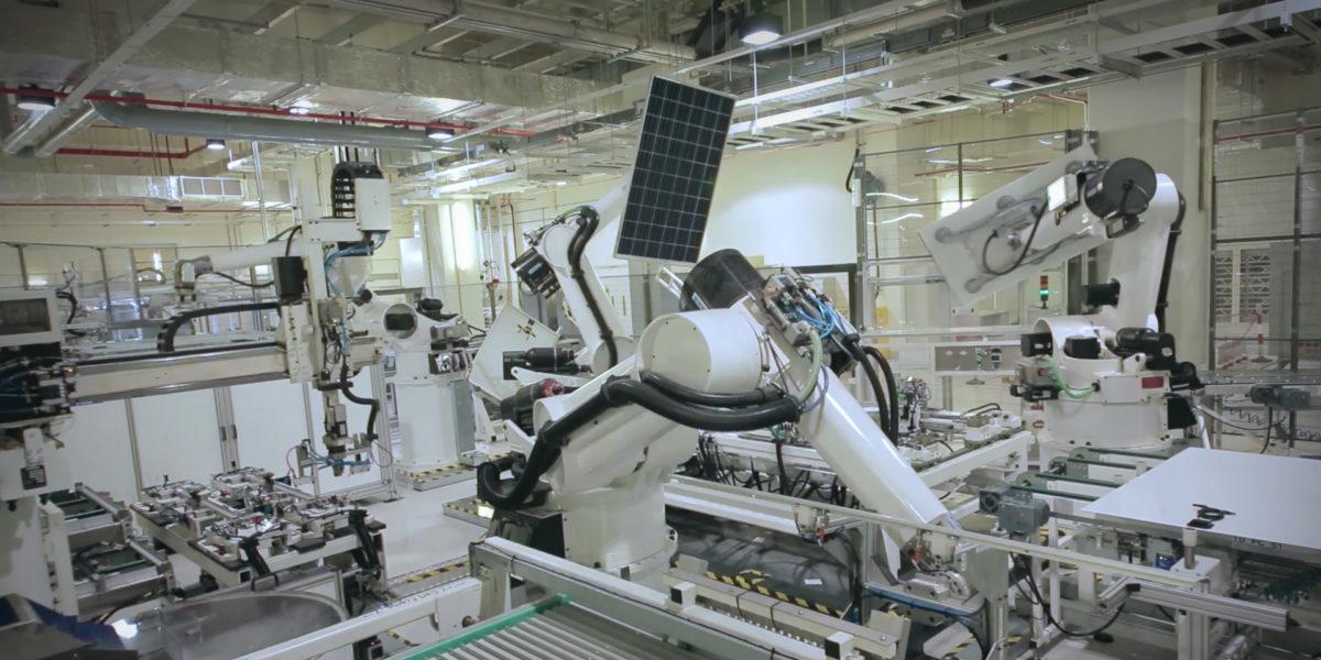 [Перевод] Обновление высокоэффективных солнечных модулей от REC и Trina (Solar)