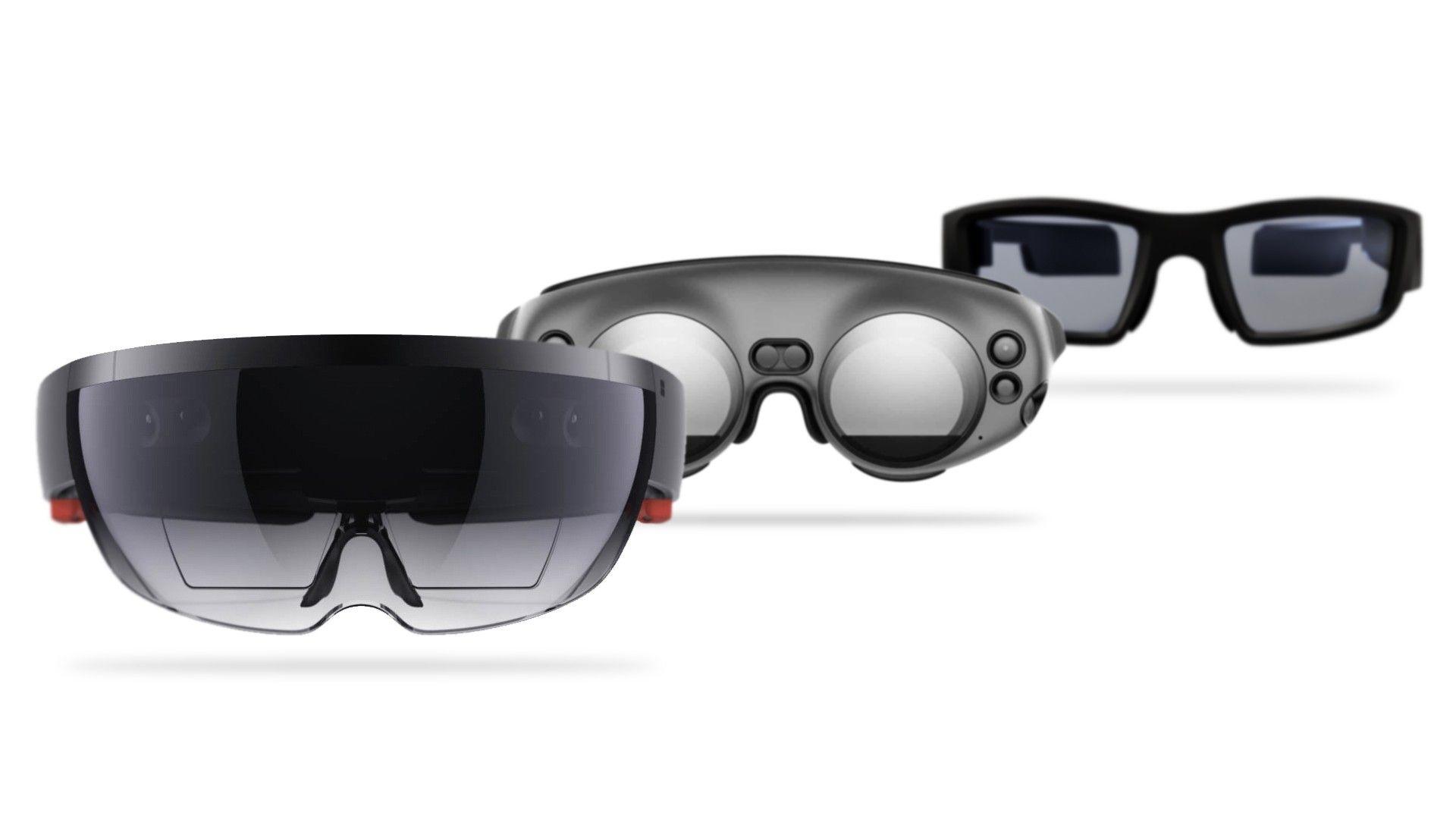 Концепция очков дополненной реальности. Моя идеальная AR гарнитура, которая возможна / Хабр