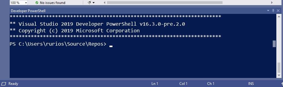 [Перевод] Встречайте новый терминал Visual Studio