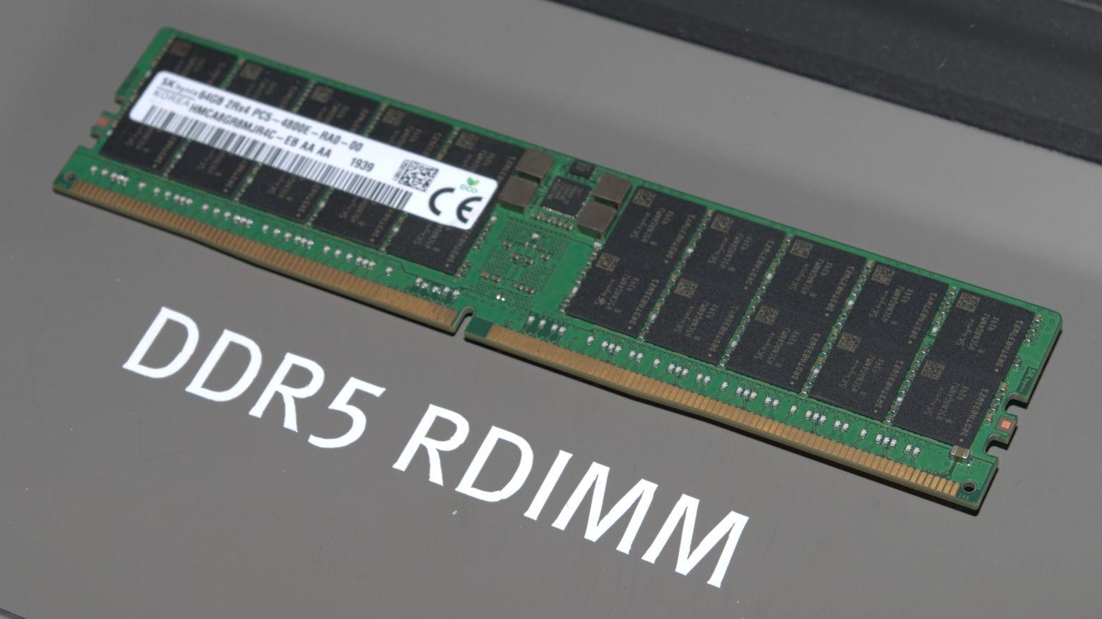 Опубликованы спецификации памяти DDR5