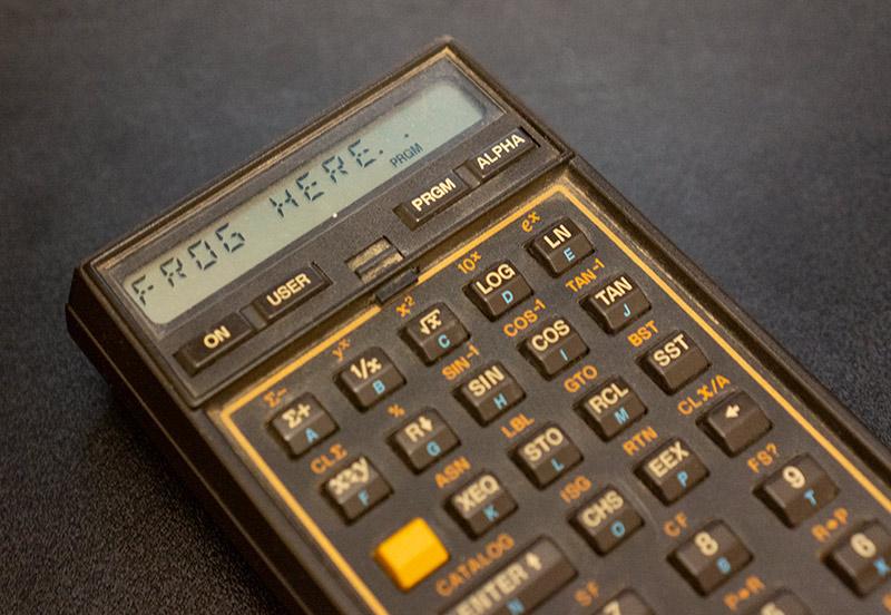 Архитектура и программирование микрокалькулятора HP-41
