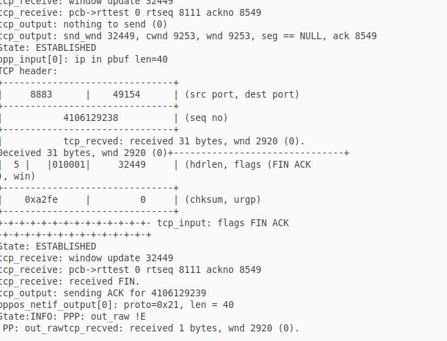 STM32 + PPP + GSM + LwIp + TLS 1 2 / Habr