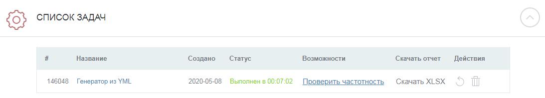 Как бесплатно сгенерировать ключи и объявления для Яндекса и Google из YML-файла
