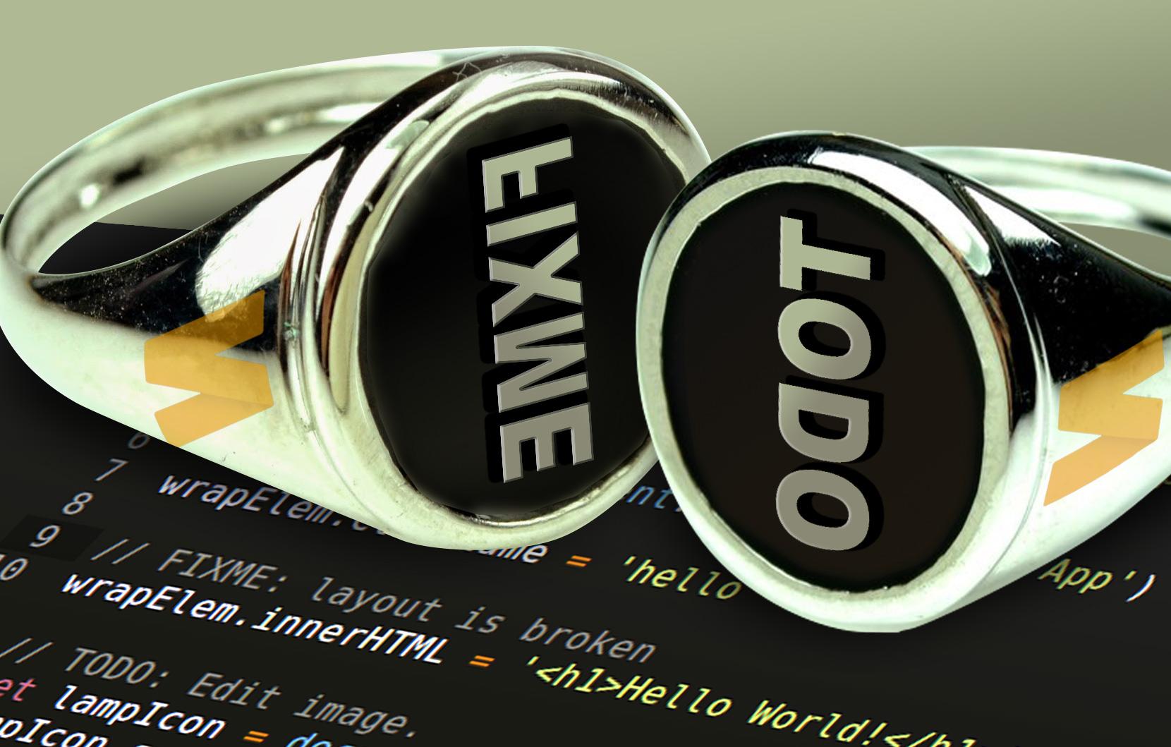 Пишем макросы для TODO и FIXME в Sublime Text, или как немного кода позволяет сэкономить много времени