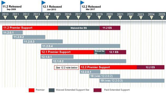 Система версионности Oracle Database