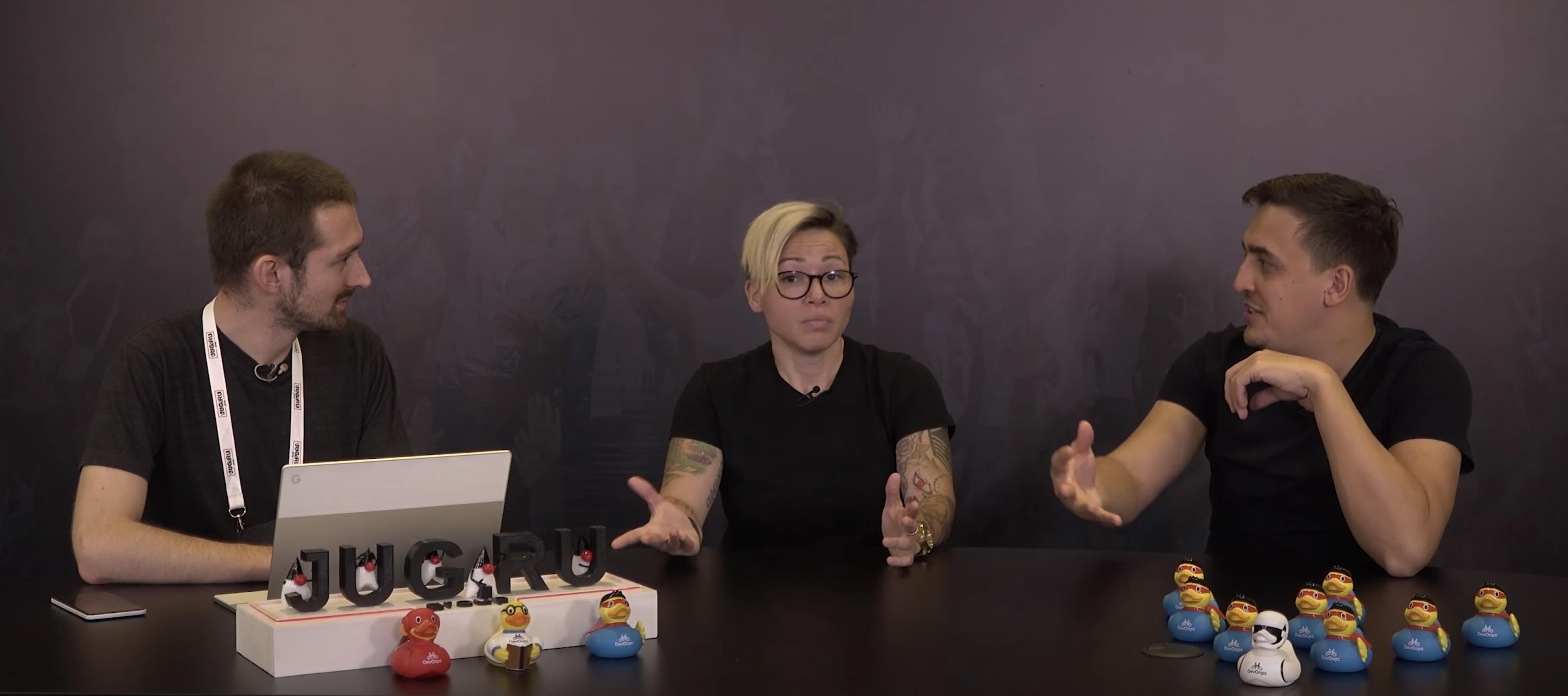 Никаких кликов интервью с Джессикой Дин о командной строке, автоматизации и DevOps