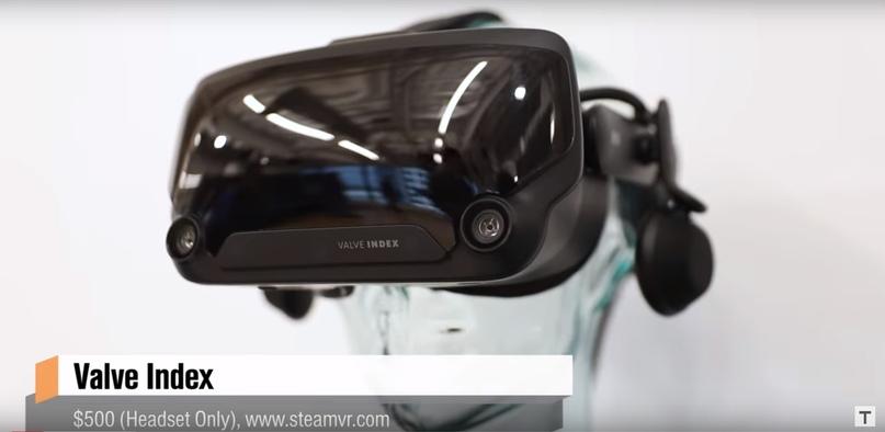 Valve Index — обзор нового VR сета