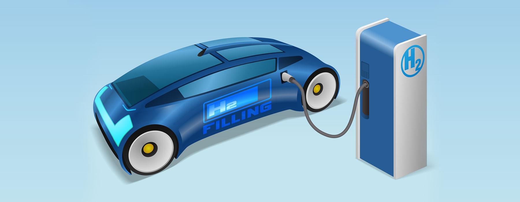 Автомобиль на водороде. Пора ли прощаться с бензином?