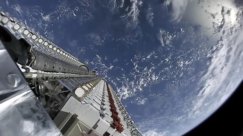 Как изменился Starlink от SpaceX