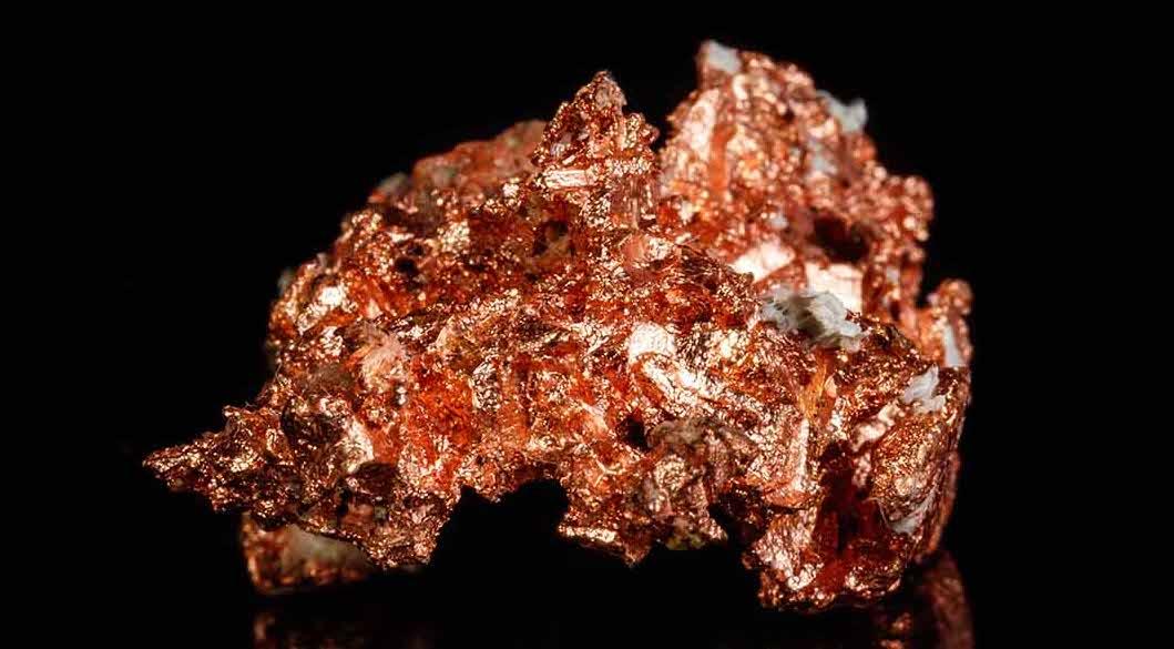 Бактерии в шахтах внутриклеточное преобразование сульфата меди в одноатомную медь