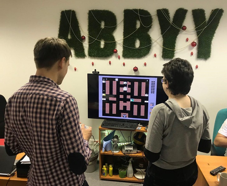 Зачем разработчикам ABBYY Mobile нейросети, музей и Random Coffee