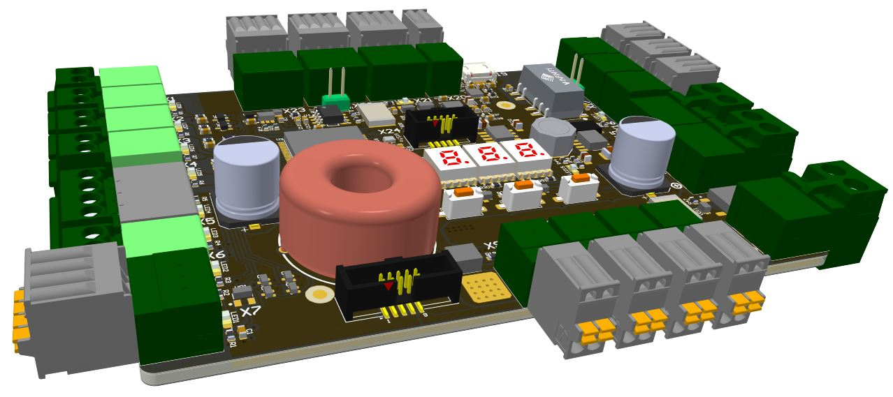 Опыт портирования Arm Mbed OS на специализированный контроллер