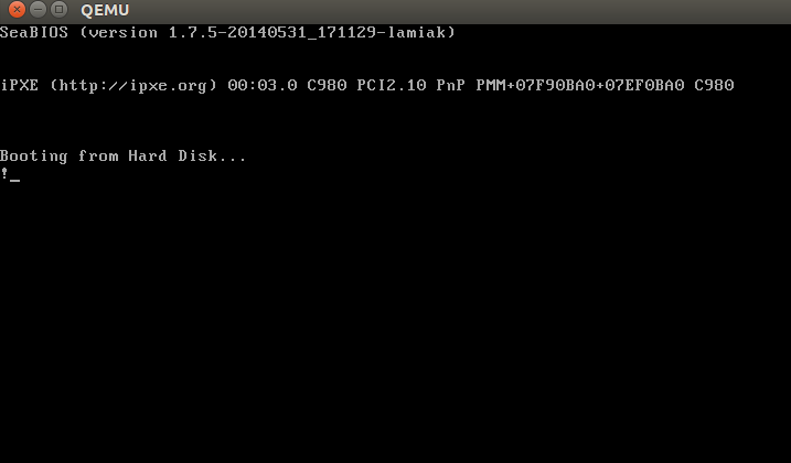 Linux kernel boot. Part 1
