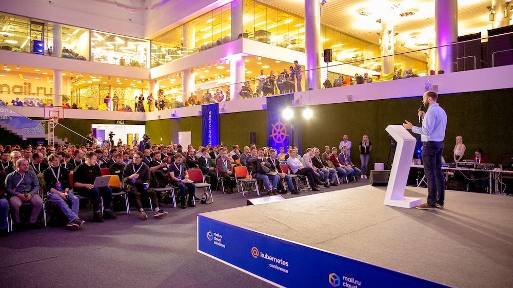 Как прошла конференция @Kubernetes 29 ноября: видео и итоги
