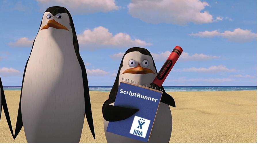 Логирование в Adaptivist ScriptRunner
