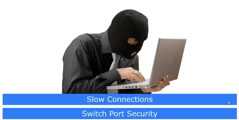 [Перевод] Тренинг Cisco 200-125 CCNA v3.0. День 15. Медленная связь и функция Port Security
