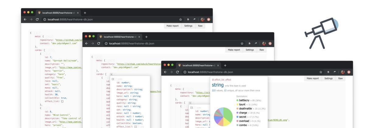 [Перевод] JsonDiscovery: Меняем опыт просмотра JSON в браузере