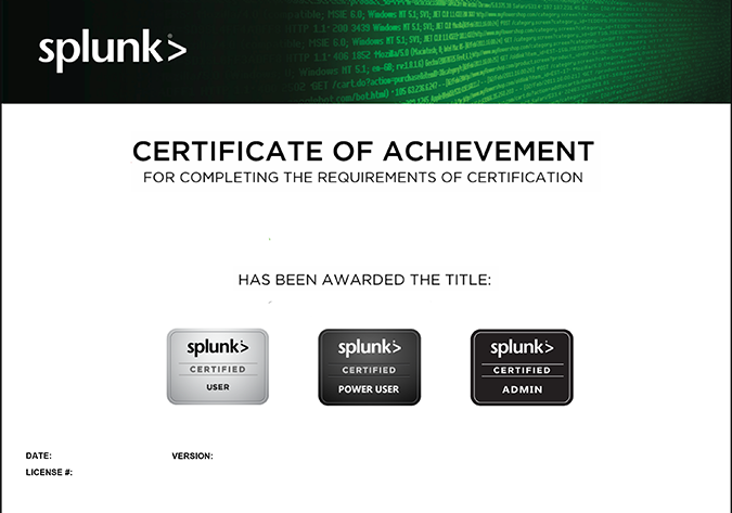 Training Splunk A Training Center Now In Russia Sudo