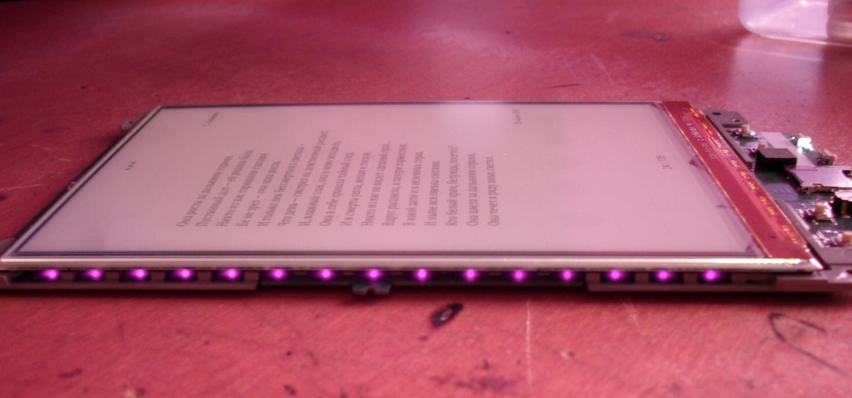Суровый хенд-мейд от инженера-электронщика: разбираем PocketBook 631 Plus и оснащаем его солнечной батареей