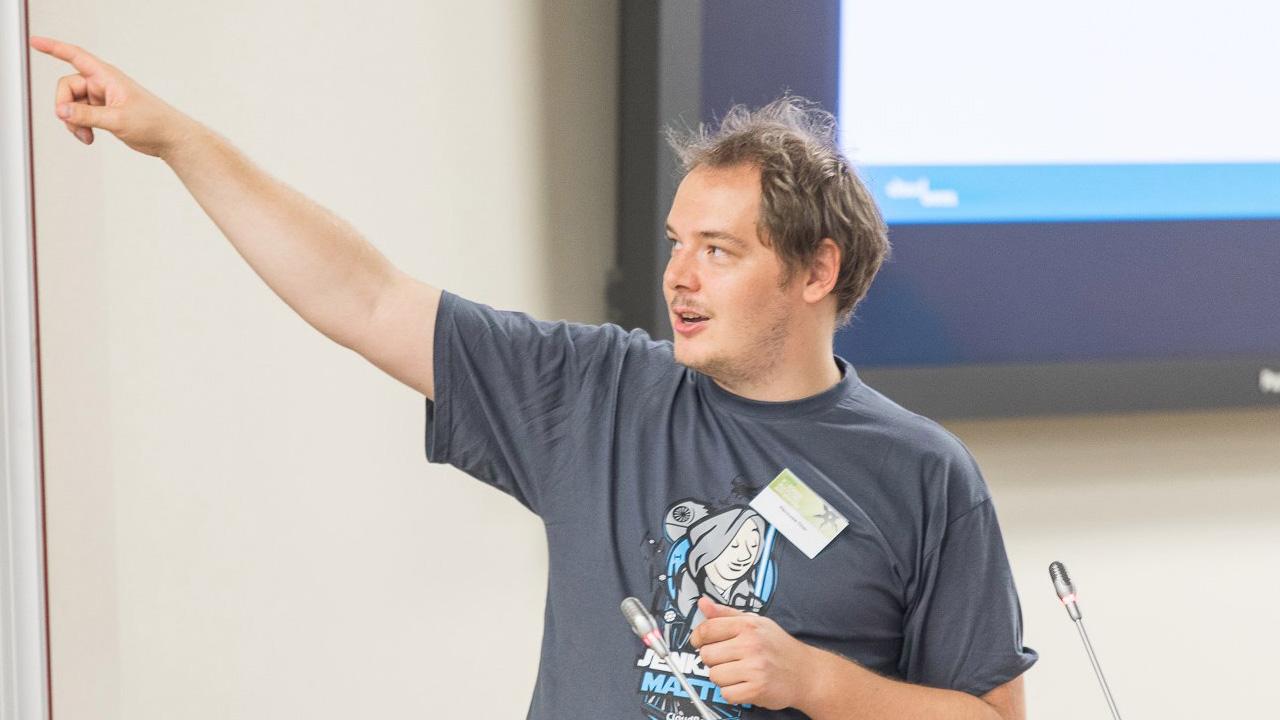 [Питер] Встреча JUG.ru с Олегом Ненашевым из CloudBees — Groovy DSL в Jenki ...