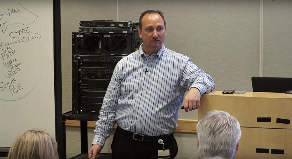 Тренинг FastTrack. «Сетевые основы». «Строение роутеров, платформы маршрутизации от Cisco». Эдди Мартин. Декабрь, 2012