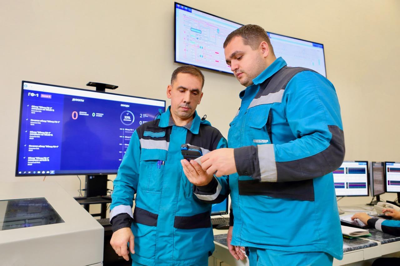 Как мы сделали систему для мобильных обходов в СИБУР