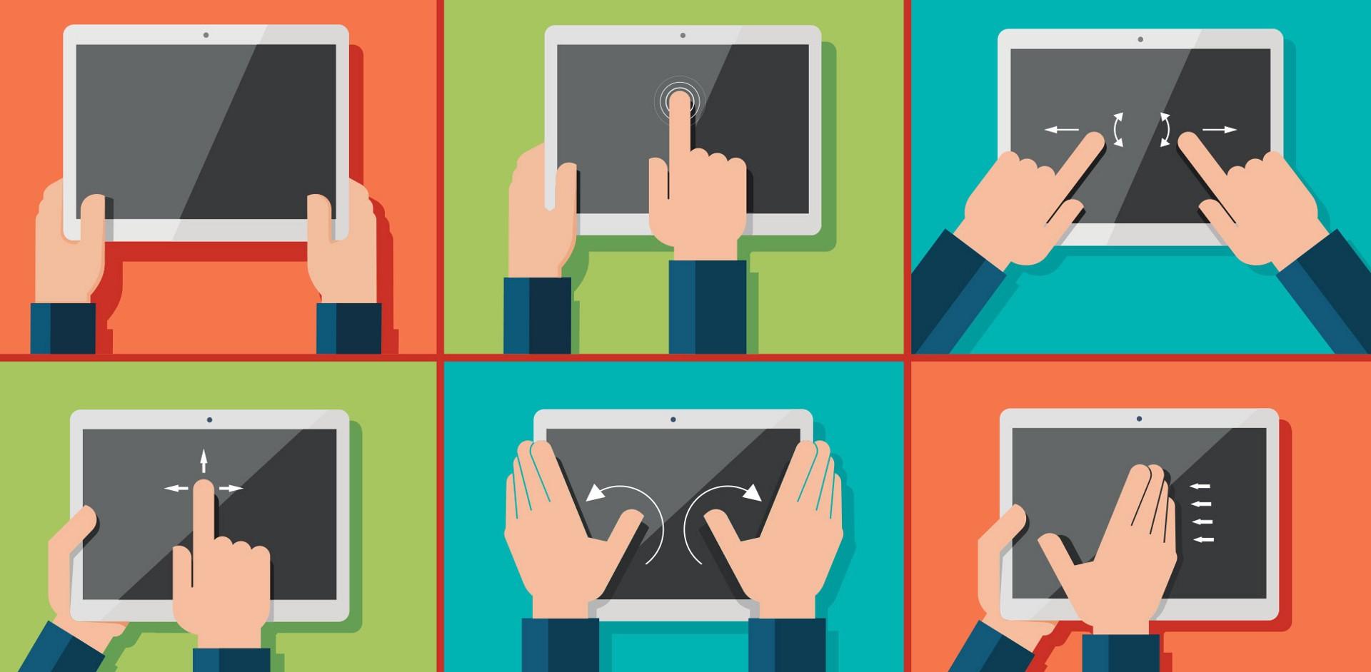 Мобильный UX-дизайн в 2018 году: тенденции и прогнозы